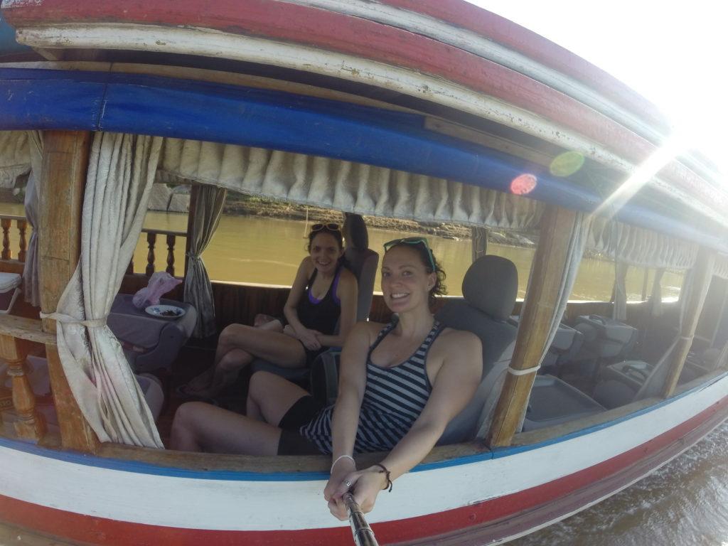 Luang Prabang Long Boat