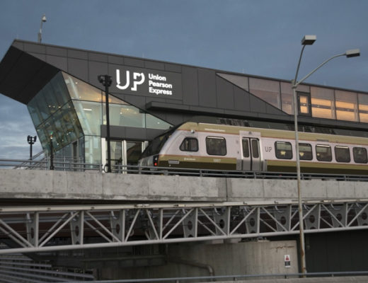 Up Express in Toronto
