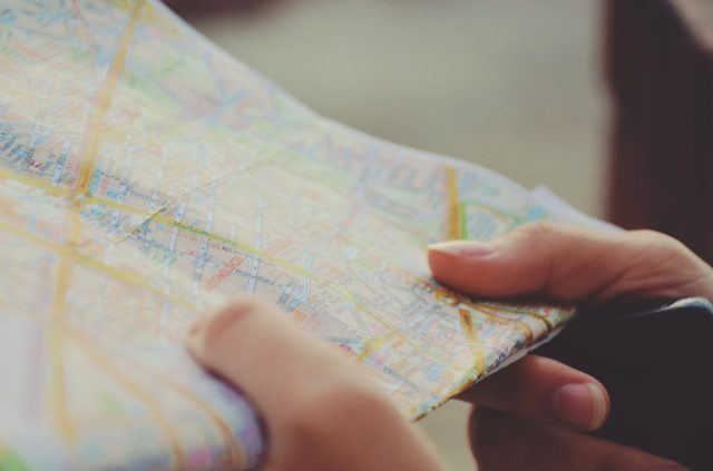 Planning a Short Itinerary