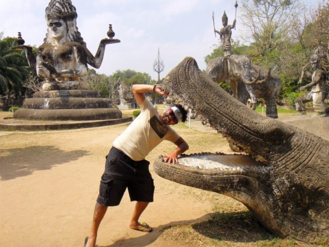 Vientiane Statue Park