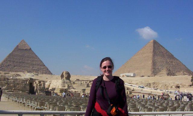 Gize Pyramids