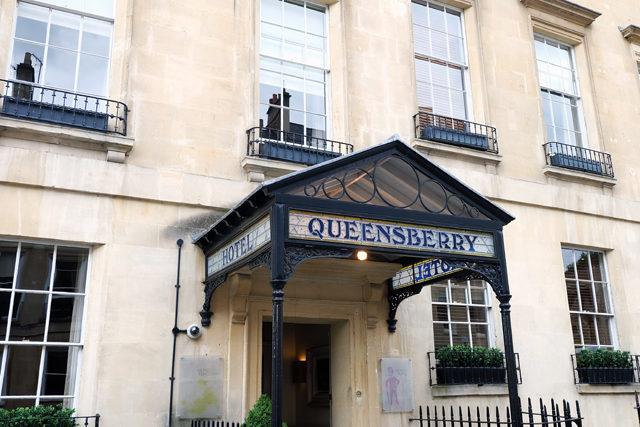 Queensberry Hotel