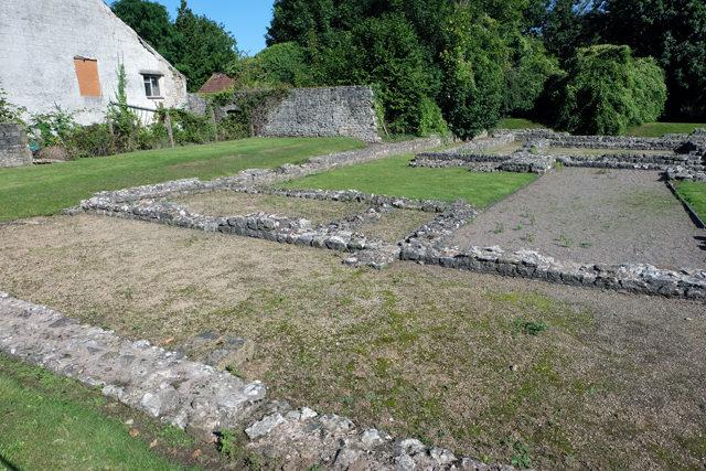 Roman Ruins Wales