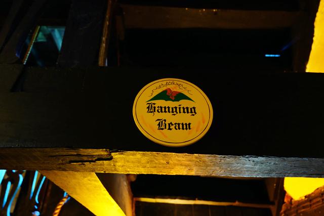 Hanging Beam