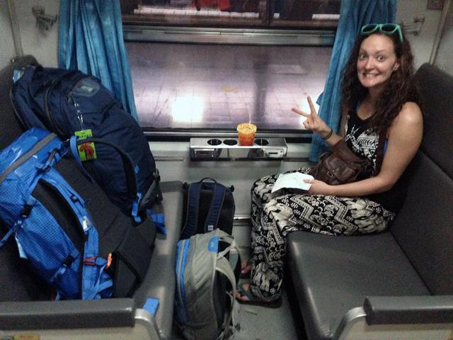 Thailand Train 2