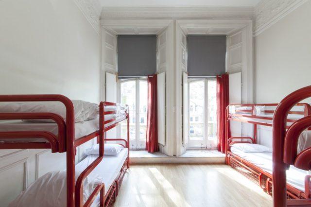 Astor Hostel Rooms