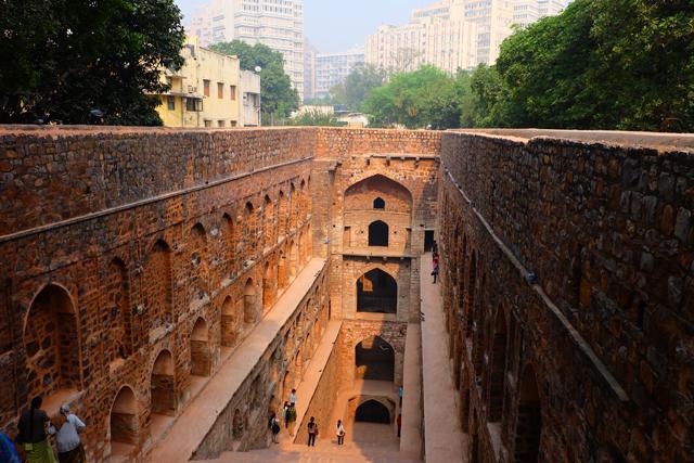 Delhi Steps