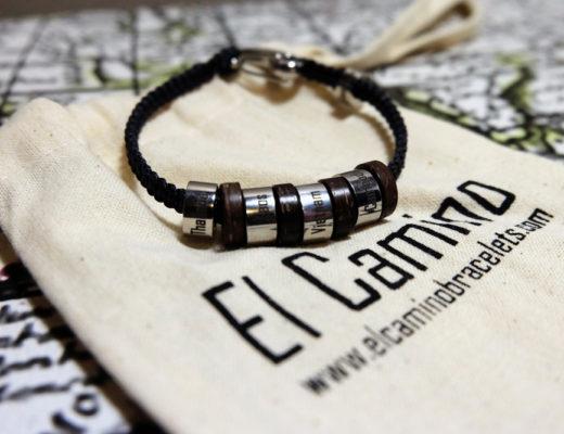 El Camino charm bracelet