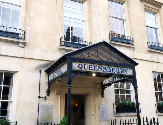 The Queensberry HOtel in the United Kingdom