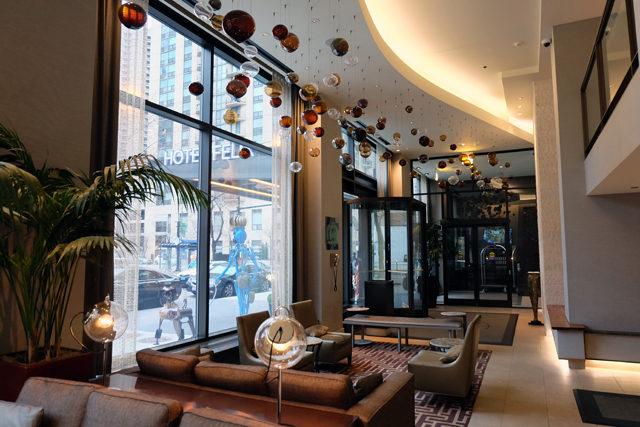 Hotel Felix Lobby 2