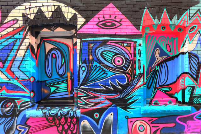 Graffiti Alley 2