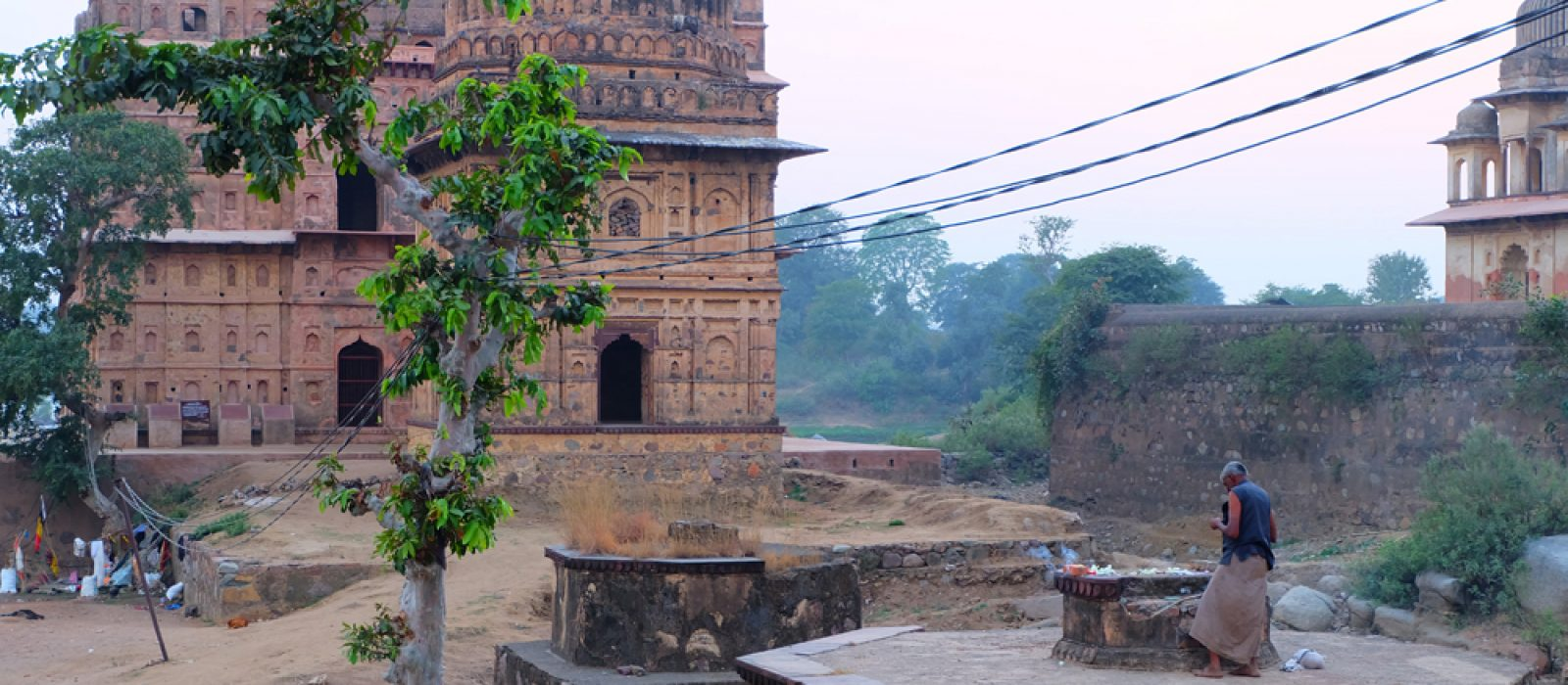 Highlights from Orchha, India