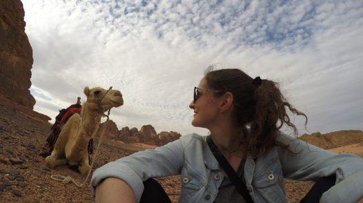 Channeling My Inner Lawrence of Arabia in Wadi Rum, Jordan