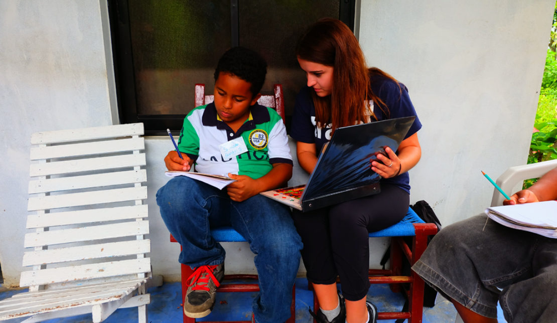 Teaching English in the Community in Dominican Republic