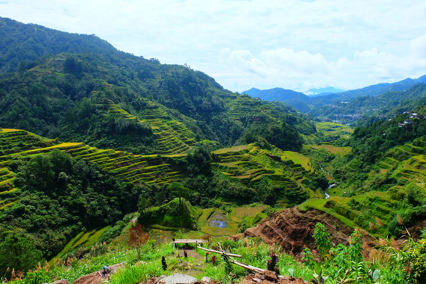 how to get to banaue from manila
