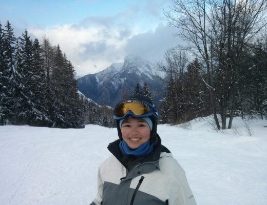 adelina-skiing-in-france