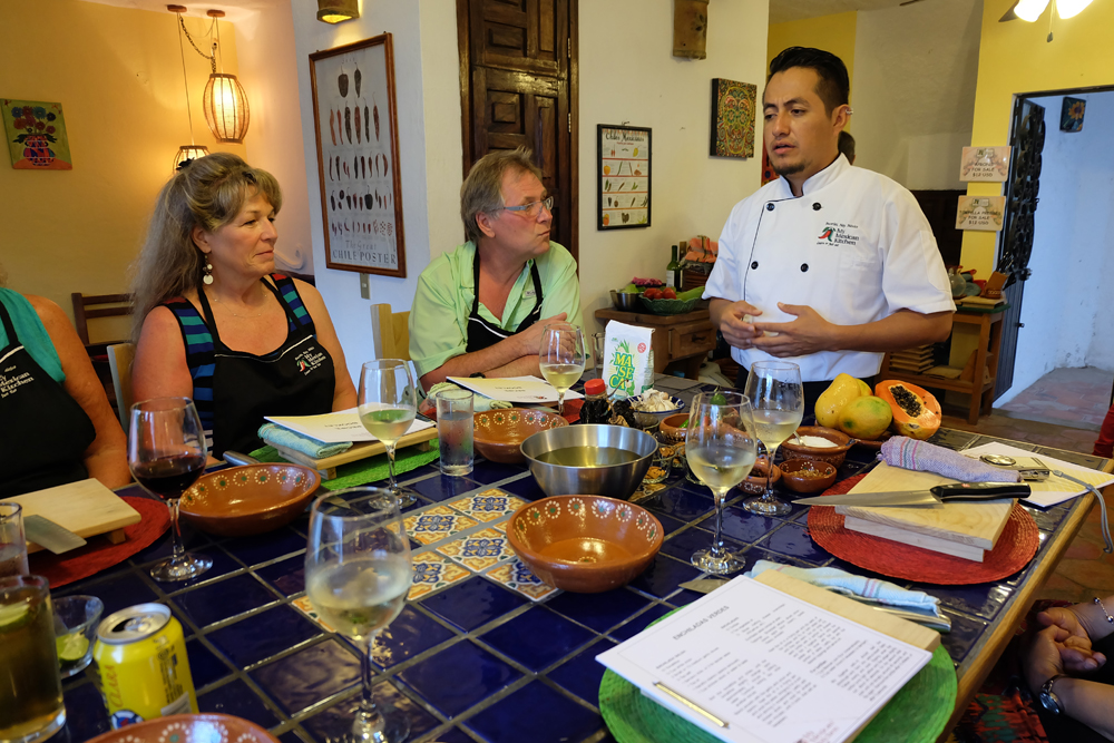 A Cooking Class With My Mexican Kitchen Bucerias Mexico