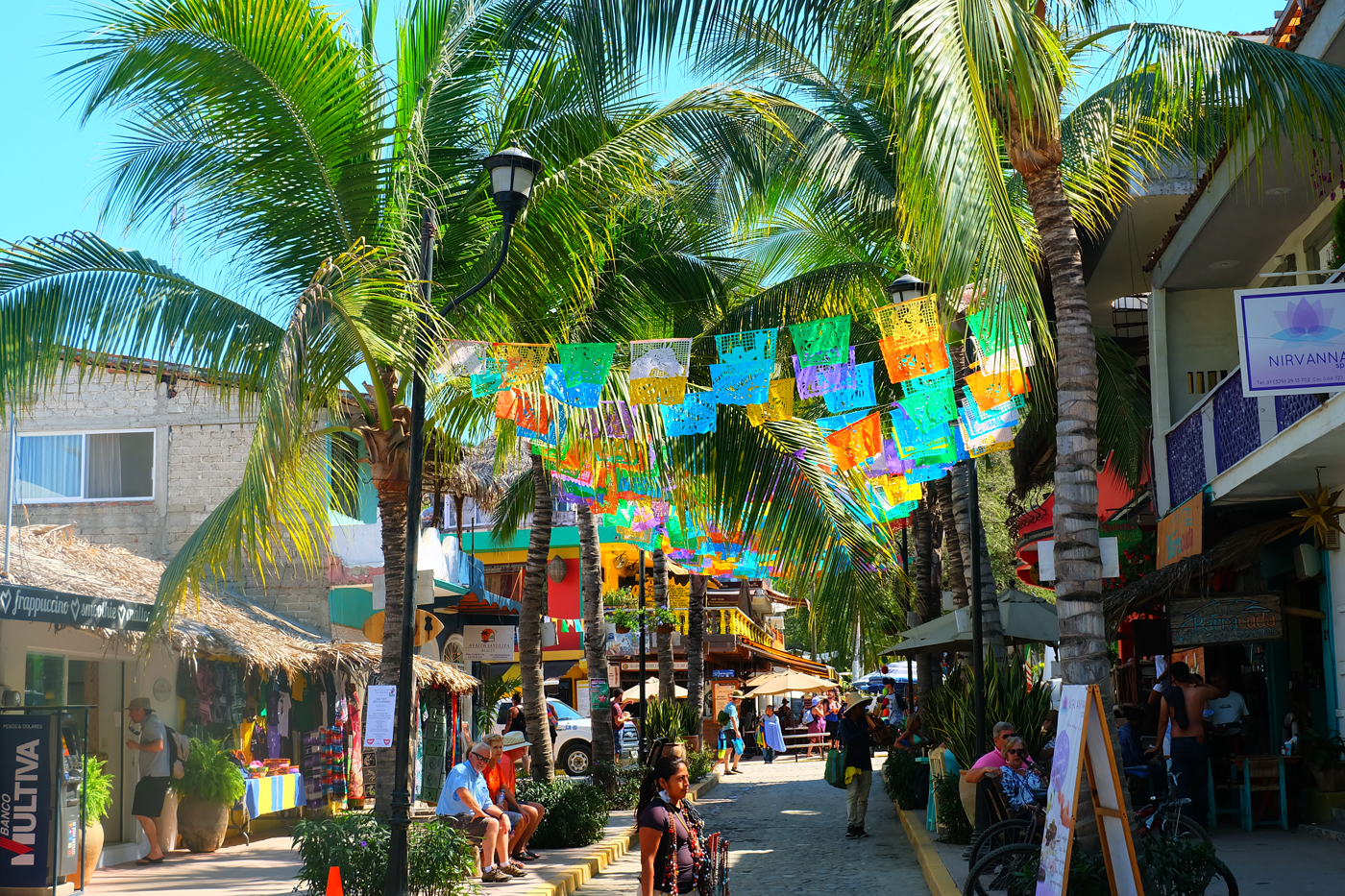 Three beach towns to visit on the pacific coast of mexico for Small east coast beach towns