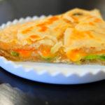 Grilled Cheese Parotha