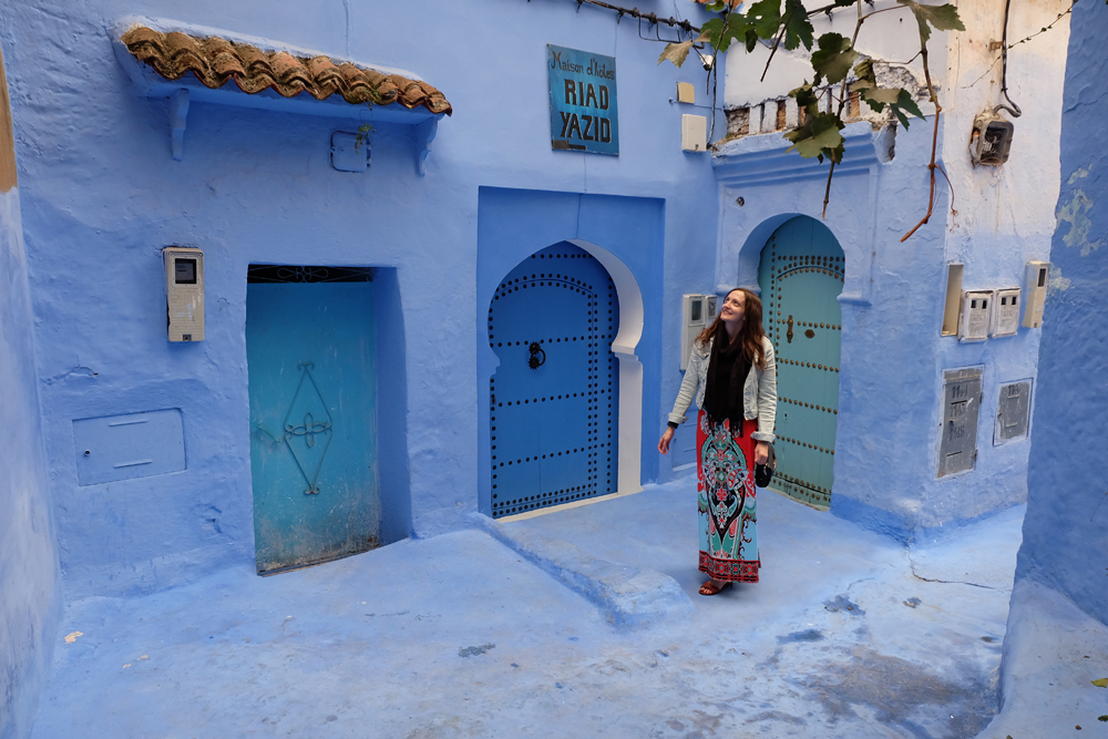 Chefchaouen A Photo Essay  Twirl The Globe Chefchaouen Was My Favourite Place I Visited On My Two Weeks In Morocco  Because It Was Part Of The Reason I Went To Morocco In The First Place