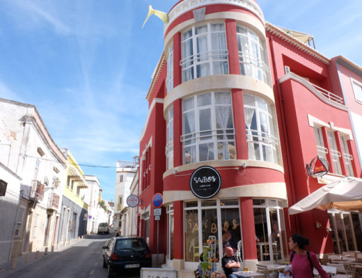 Where is the best place to stay in Portugal? This hostel in Lagos was beautiful.