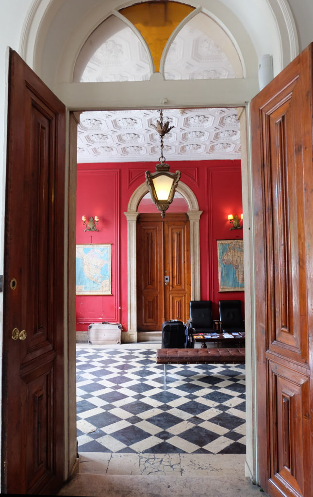 Where is the best place to stay in Portugal? Independente in Lisbon pictured here had a gorgeous interior that made you not want to leave.