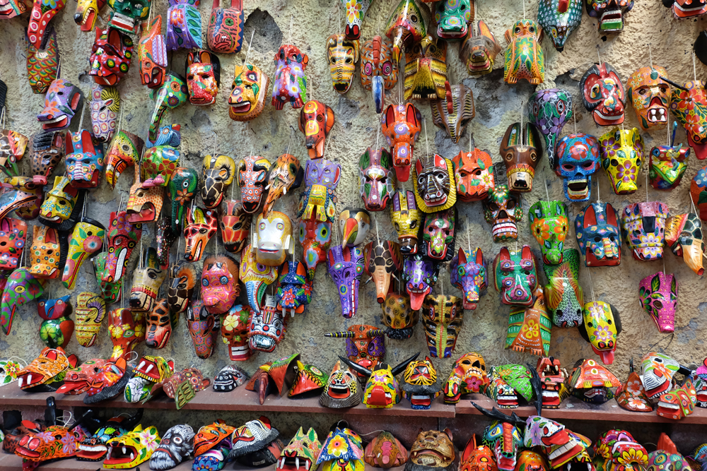 what is the major craft of guatemala